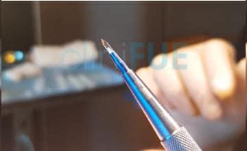 caracteristicas punta de zafiro cliniFUE