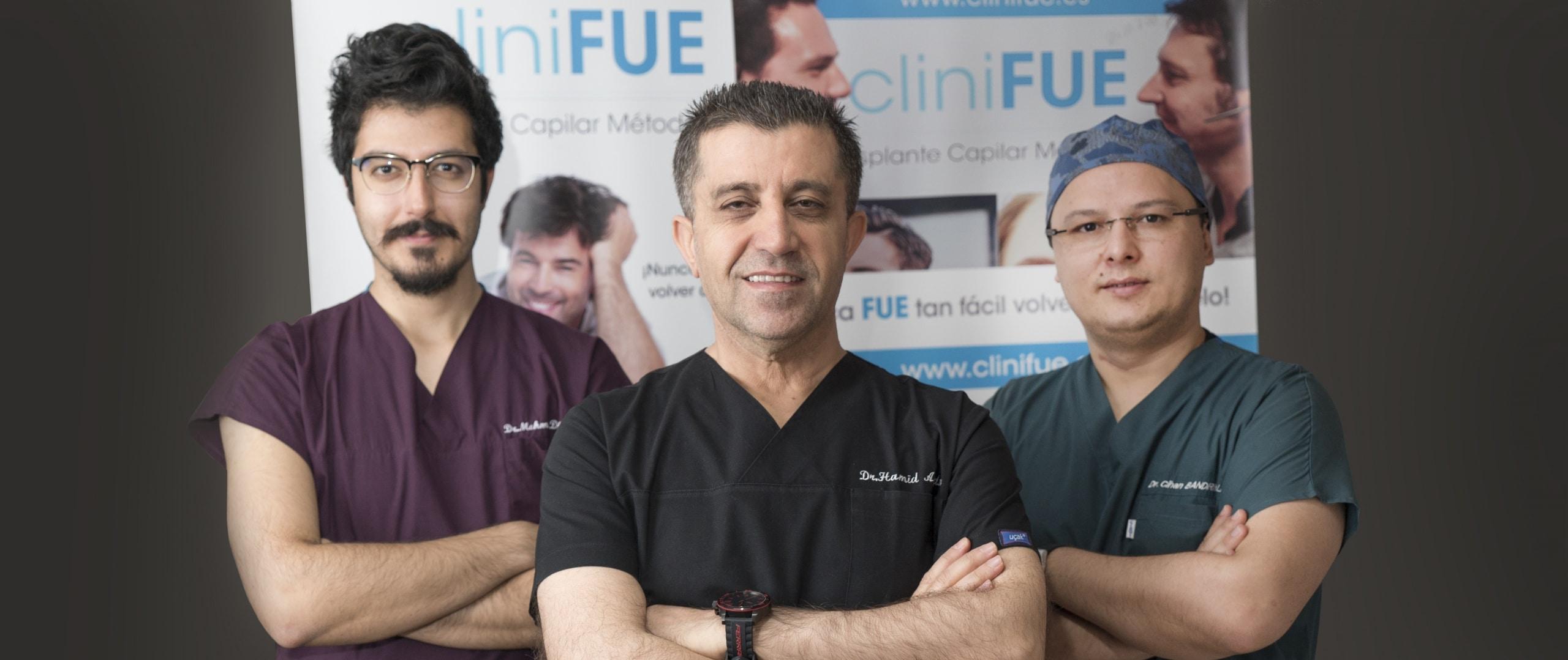 Los médicos de cliniFUE