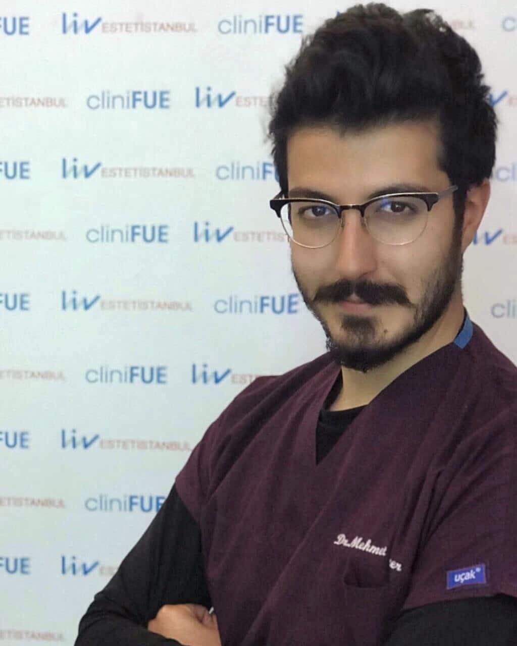Doctor Mehmet Dogrur cliniFUE