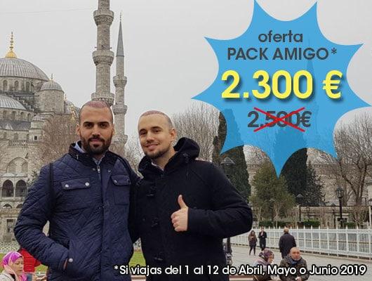 Oferta_pack Amigo_primavera2019