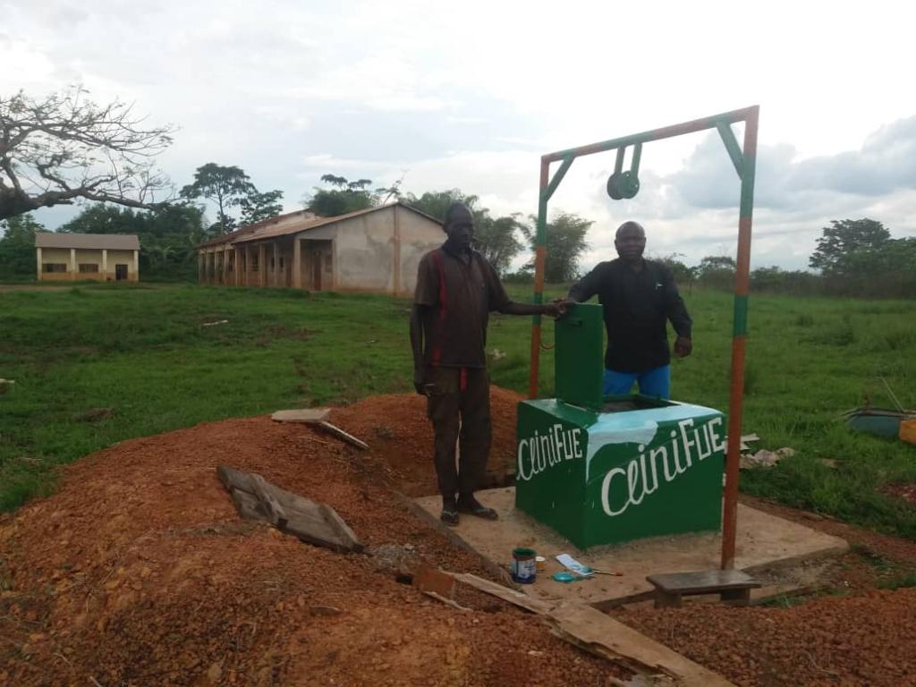 pozo clinifue malaga por el congo
