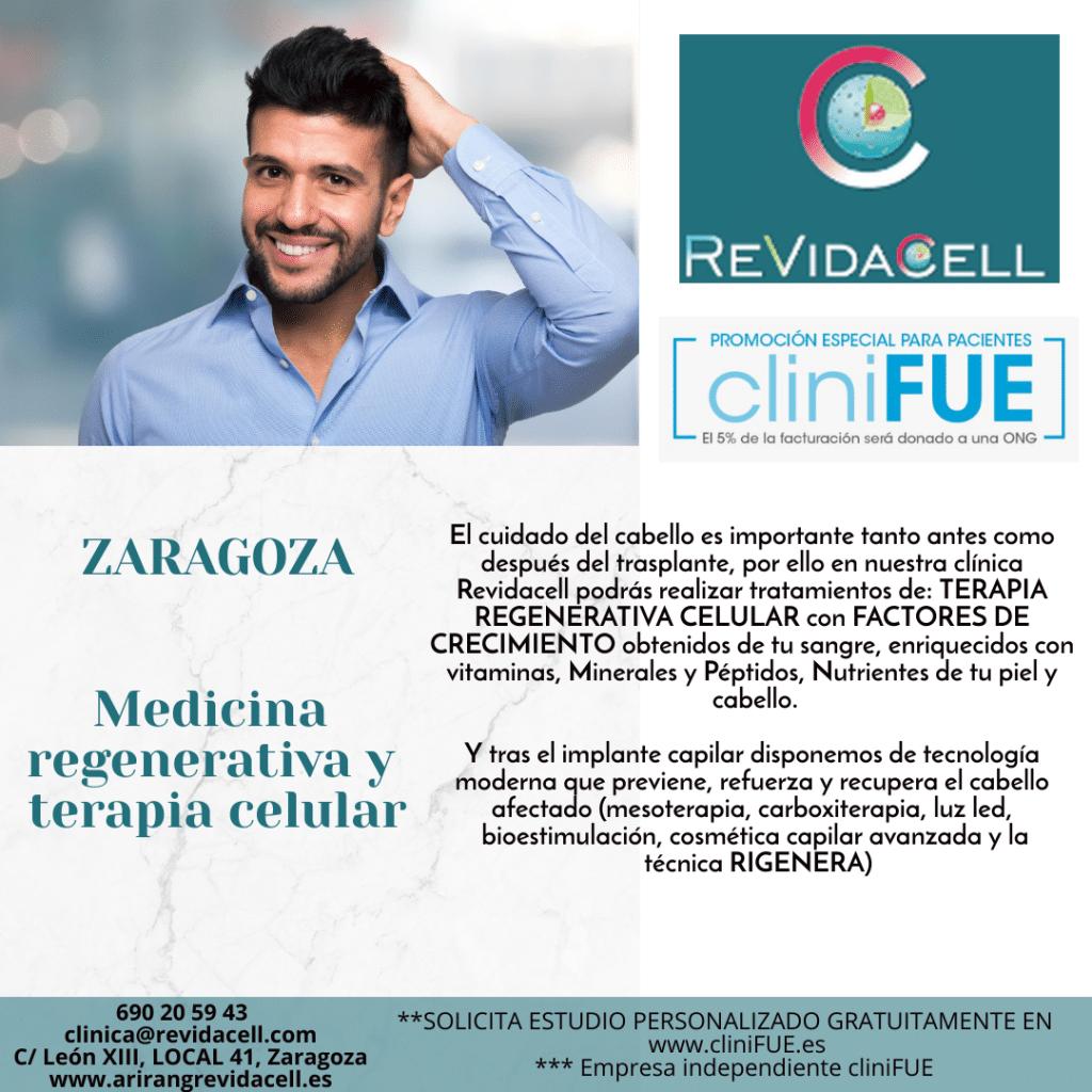 ReVidaCell - Zaragoza