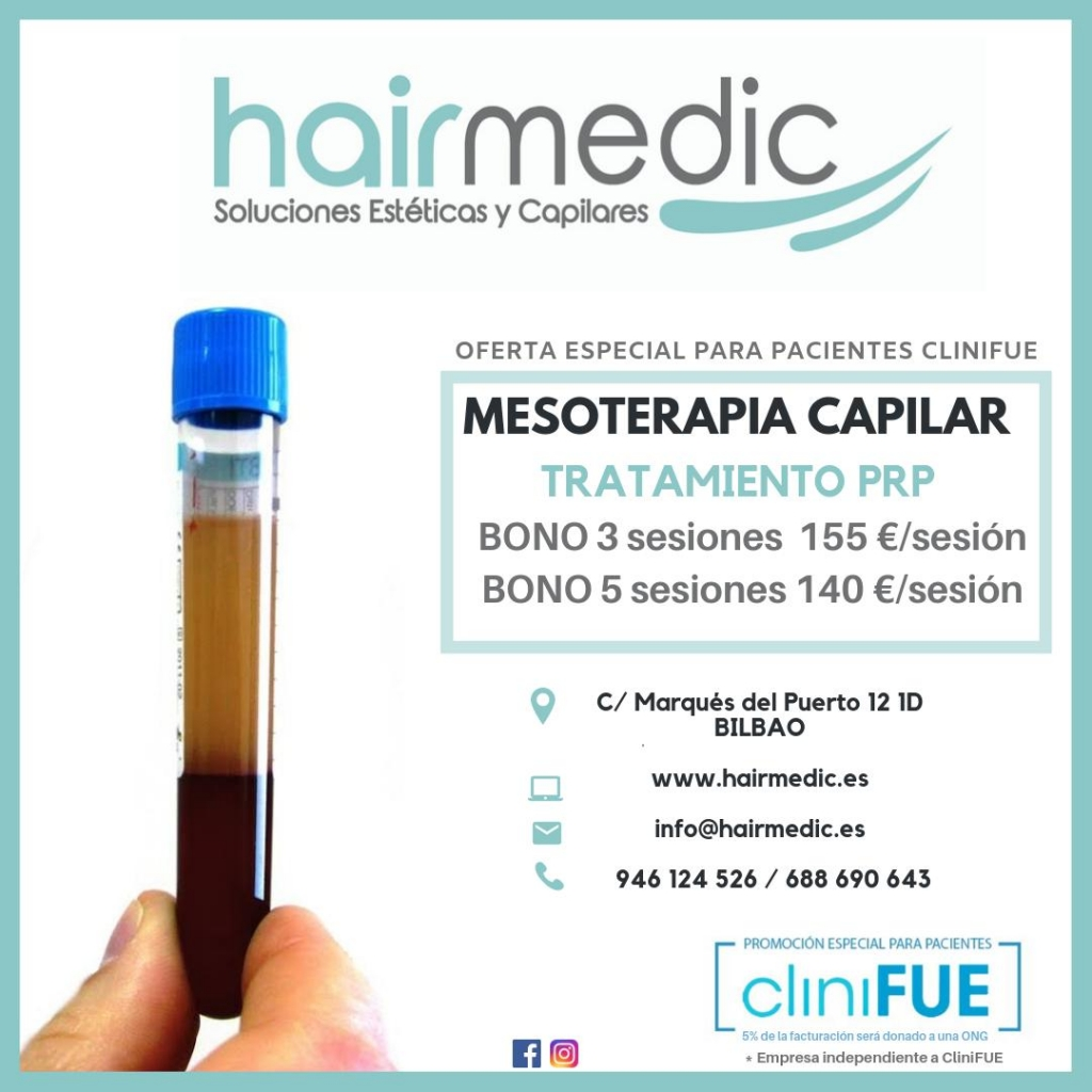 Hairmedic de Bilbao