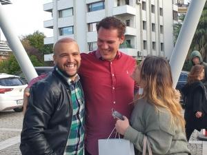 Jose y Laura Sevilla trasplante capilar clinifue