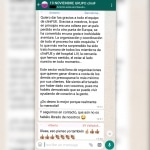 Opiniones whatsapp pacientes cliniFUE