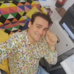 Raul despúes injerto capilar turquía con cliniFUE