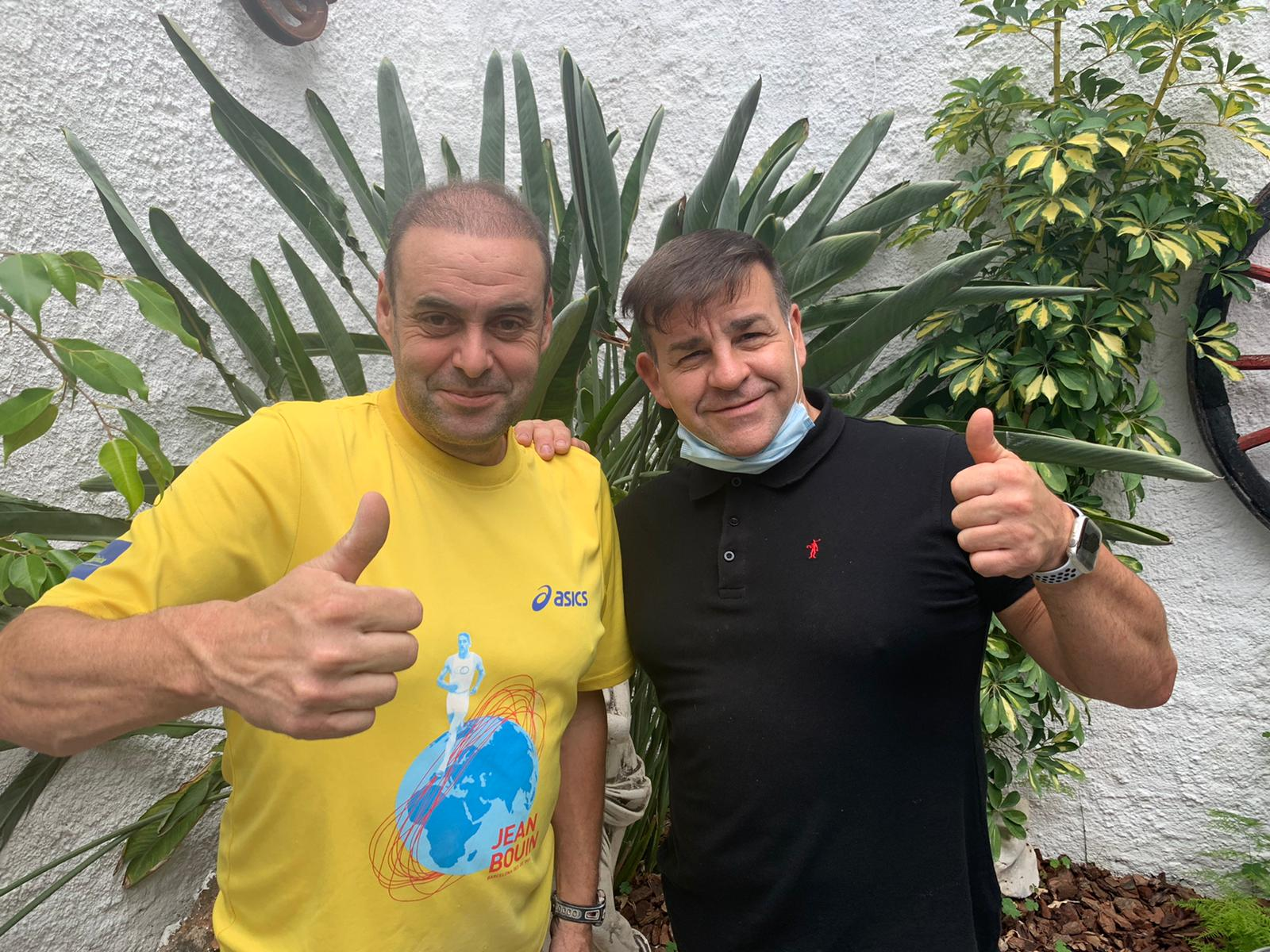 Injerto capilar de Piñi del canal de Youtube El Flequillo Para Cuando 42 Años de Ciudad Real con cliniFUE